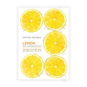 真实性质面膜绿茶柠檬(10)