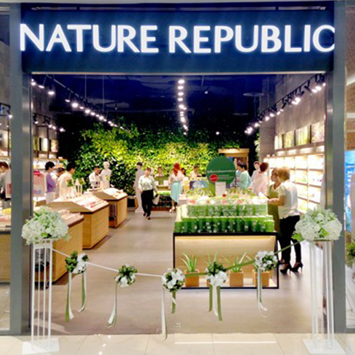 Nature Republic Simultaneously Launches Two Stores in Thailand: Sudden Attack On The South-Asian Market