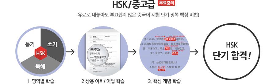 HSK/중고급