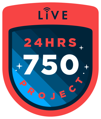 24hrs 750project