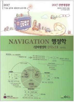 2017 위계점 알파행정학 강의노트 [NAVIGATION]