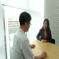 [7월] UCLA MBA 어드미션 디렉터와 GMAT 단기 학생들과 지원인터뷰