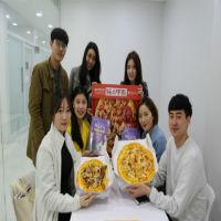 2017년 4월 간식배 시상식