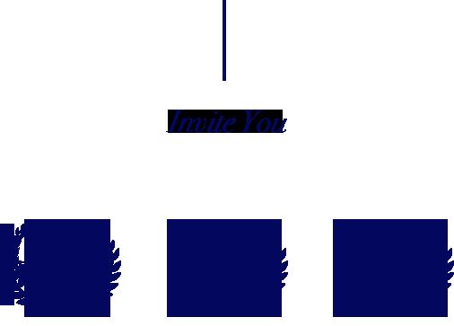 Invite You