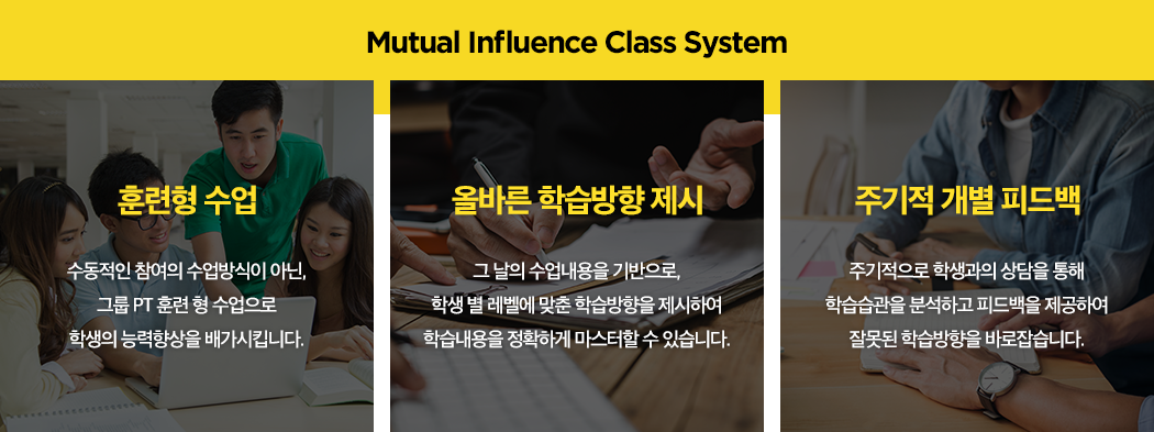 Multual Influence Class System