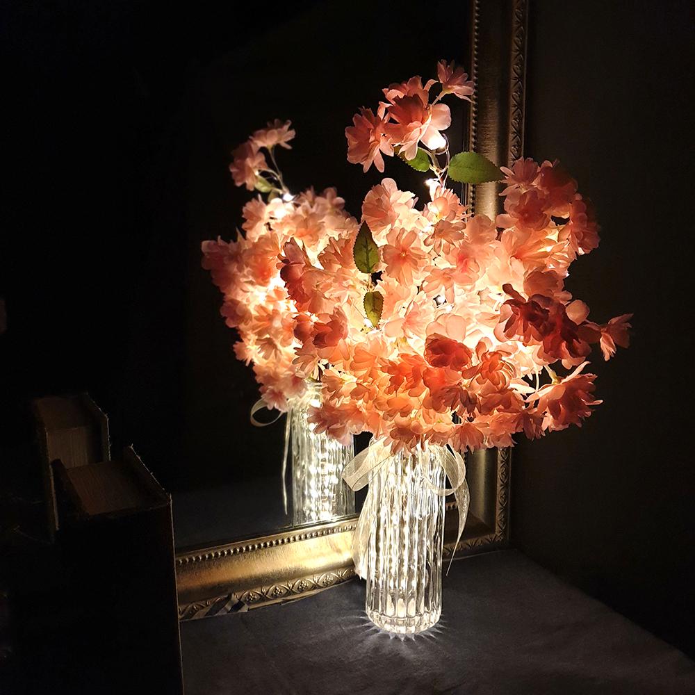 벚꽃피나봄 LED 무드등