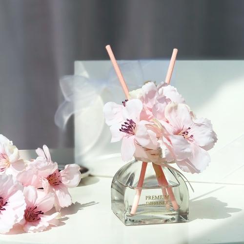 실내 방향제 벚꽃 디퓨저 선물 세트