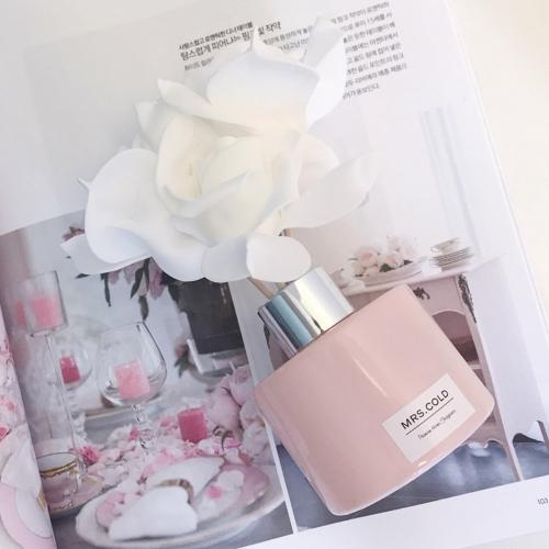 로맨틱 핑크 자동차&실내디퓨저