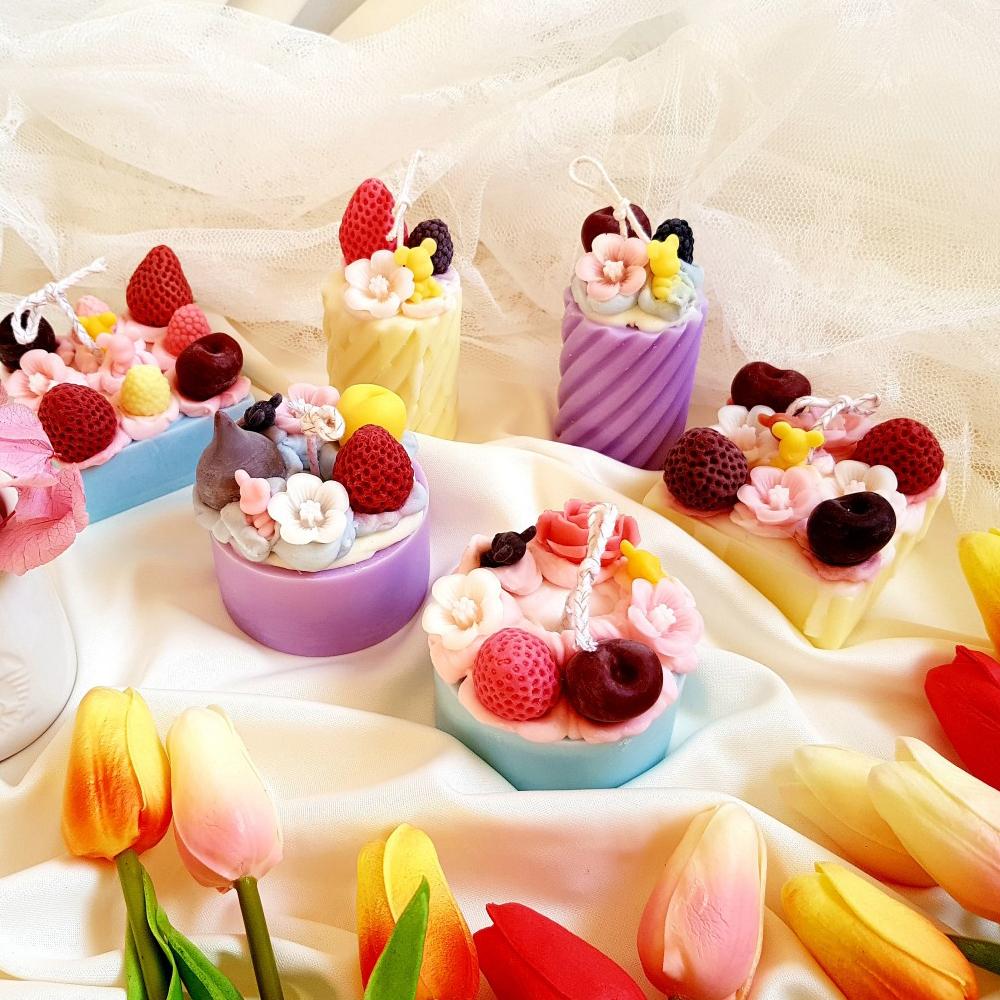 축하해요 케이크 캔들