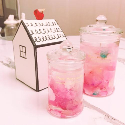 로맨틱 체리 블라썸 캔들