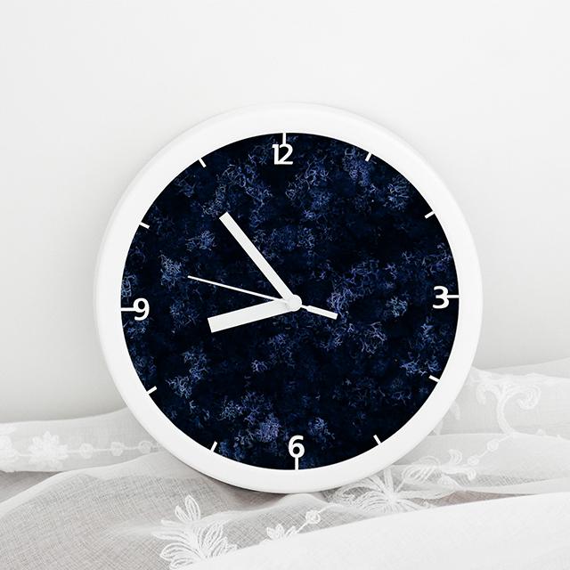 스칸디아모스 액자 시계