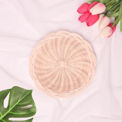 라탄 접시 만들기 패키지 DIY