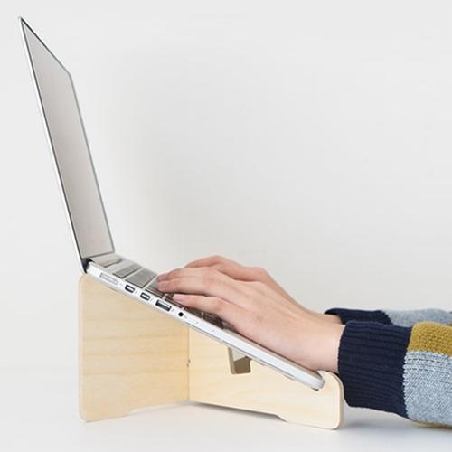 휴대용 노트북 거치대