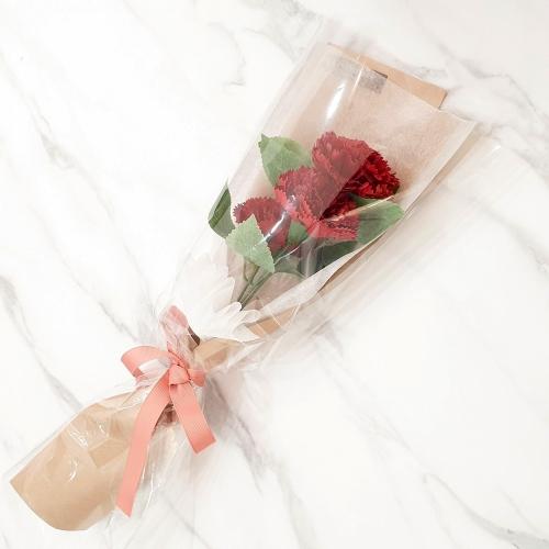 카네이션 꽃다발 [일시품절]