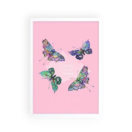 투나잇 (Art Print) / 일러스트 액자