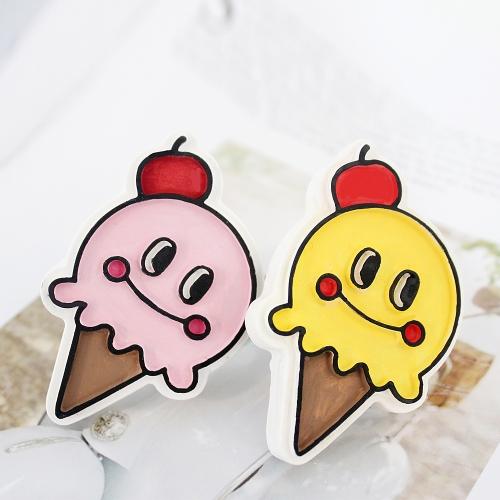 체리 아이스크림 차량용 석고방향제