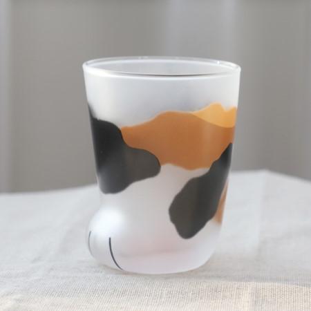 코코네코 고양이발 유리컵 (아기고양이)