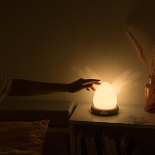 감성디자인 에그라이트 수유등 LED무드등