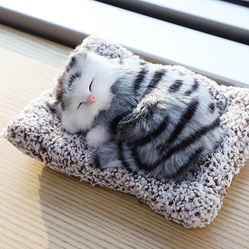 잠자는 고양이 인형 제습 탈취 새끼고양이