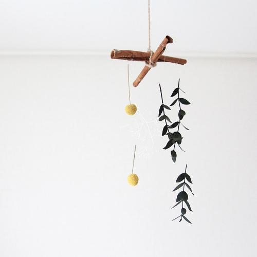 [DIY] 플라워 행잉 모빌