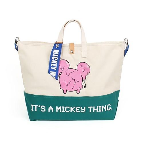 디즈니 미키마우스 여행용 에코빅백 여행가방 [품절]