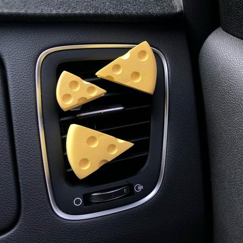 치즈 석고 방향제 1+1 set