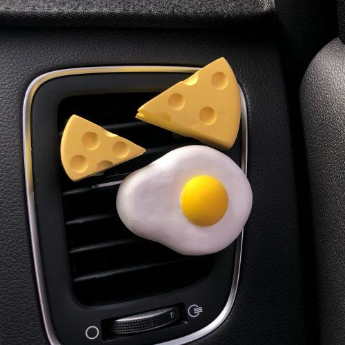 계란후라이 석고방향제