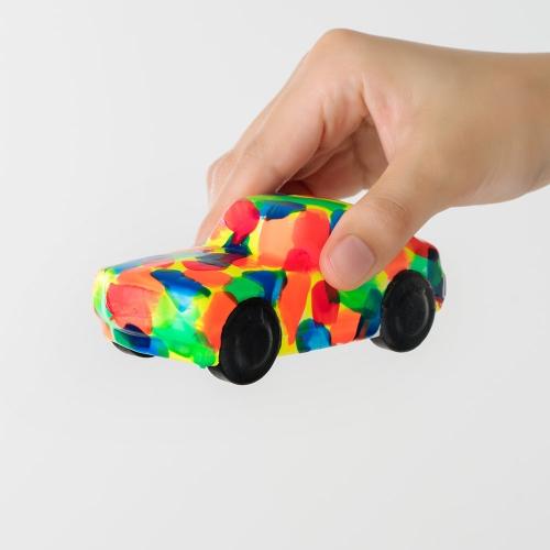 바나카, 내가 색칠하는 자동차