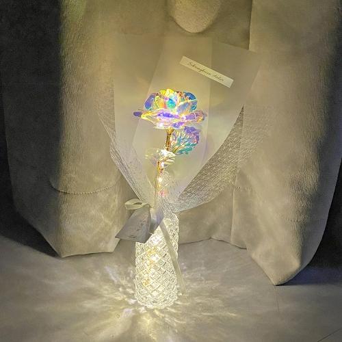 홀로그램 장미 플라워 LED무드등 LED간접조명