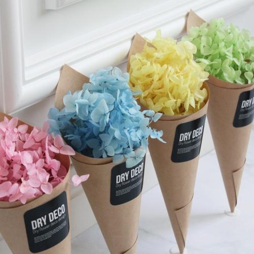 프리저브드 수국 미니 꽃다발