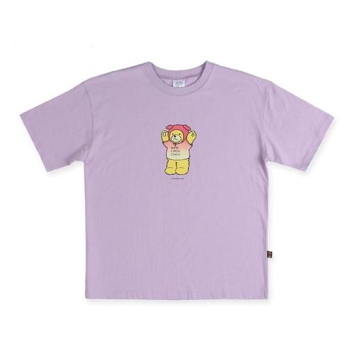 베어 티셔츠 포 맨