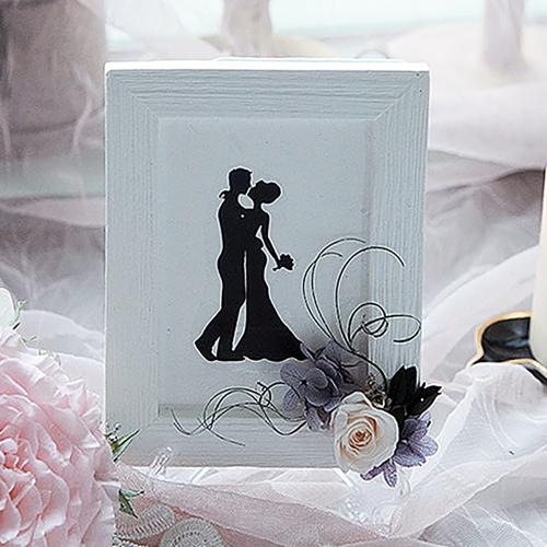 신혼부부 집들이선물 웨딩 석고액자