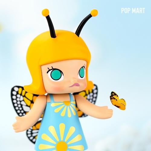 [팝마트코리아 정품 공식판매처] 몰리-곤충 시리즈
