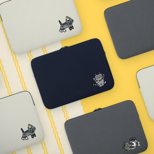 자수포켓 노트북 파우치_CTITO (13/15인치)