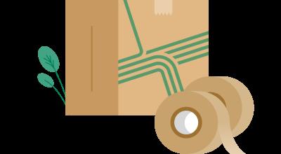 친환경 패키지 서비스