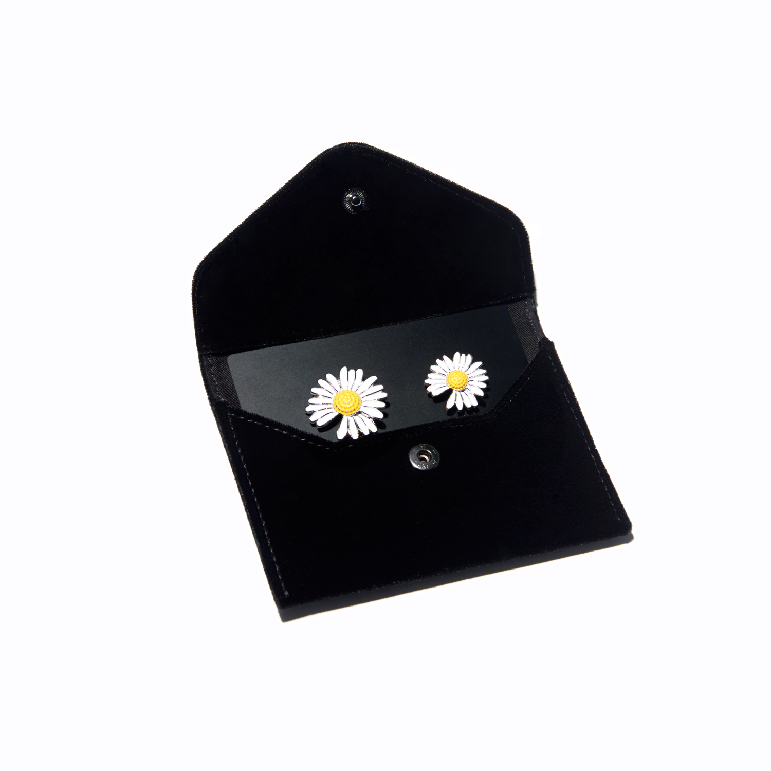 PMO DAISY PIN SET #1 YELLOW