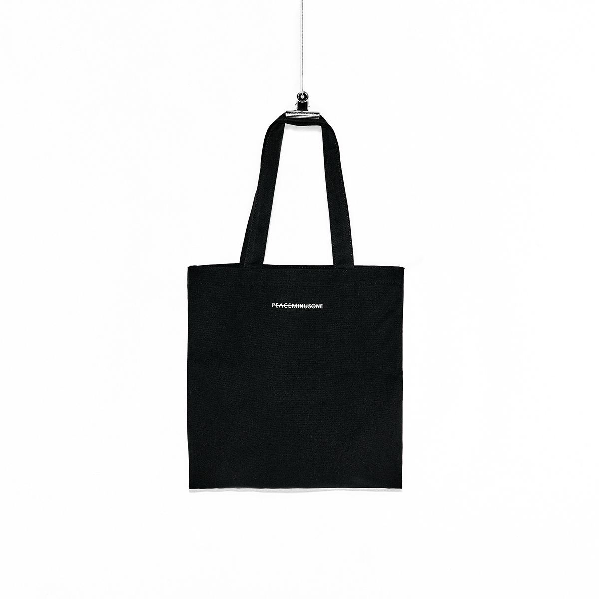 PMO ECO BAG #1 BLACK