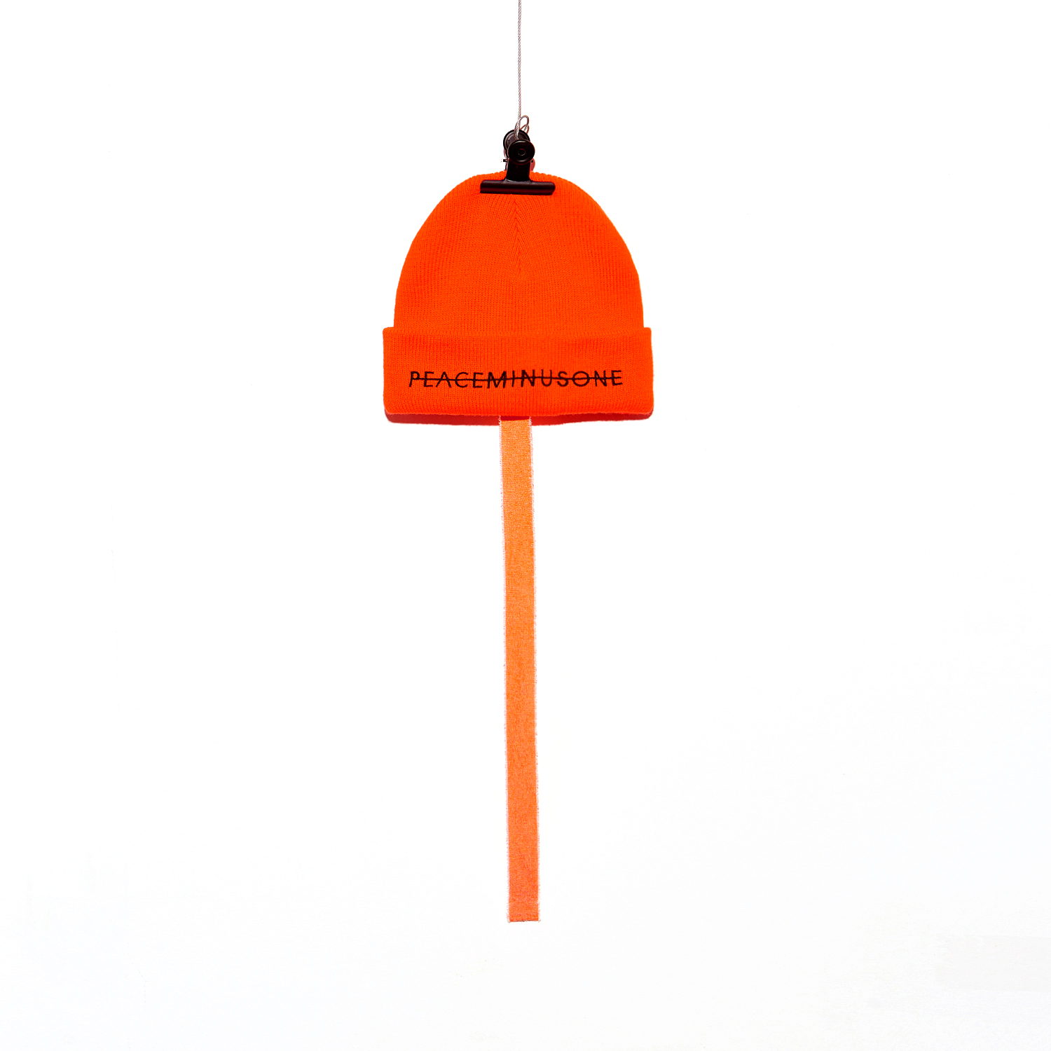PMO KNIT CAP #2 ORANGE