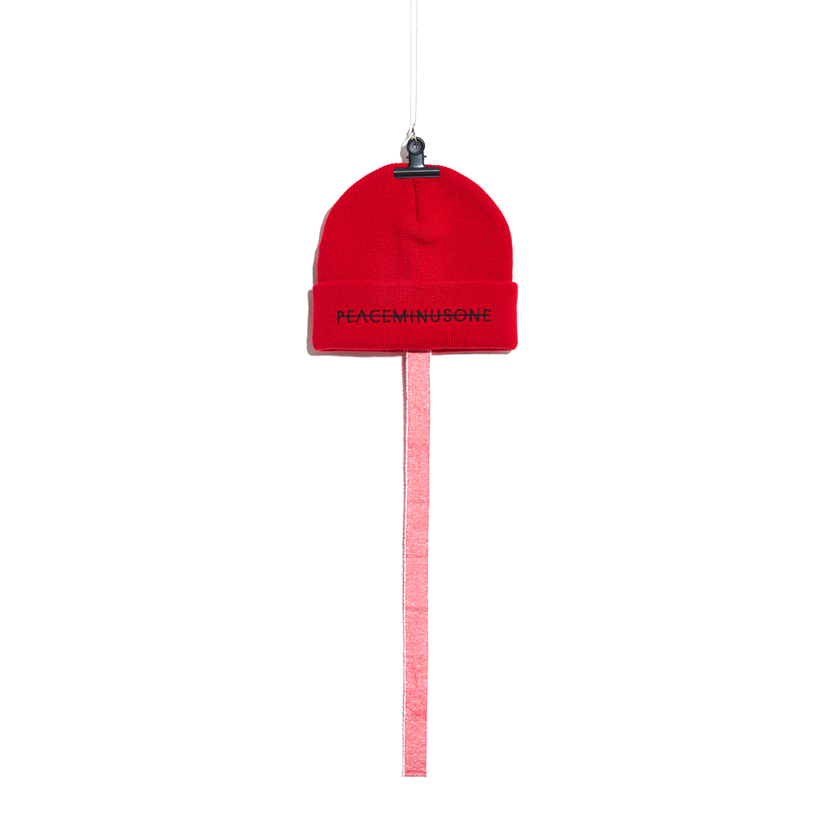 PMO KNIT CAP #2 RED