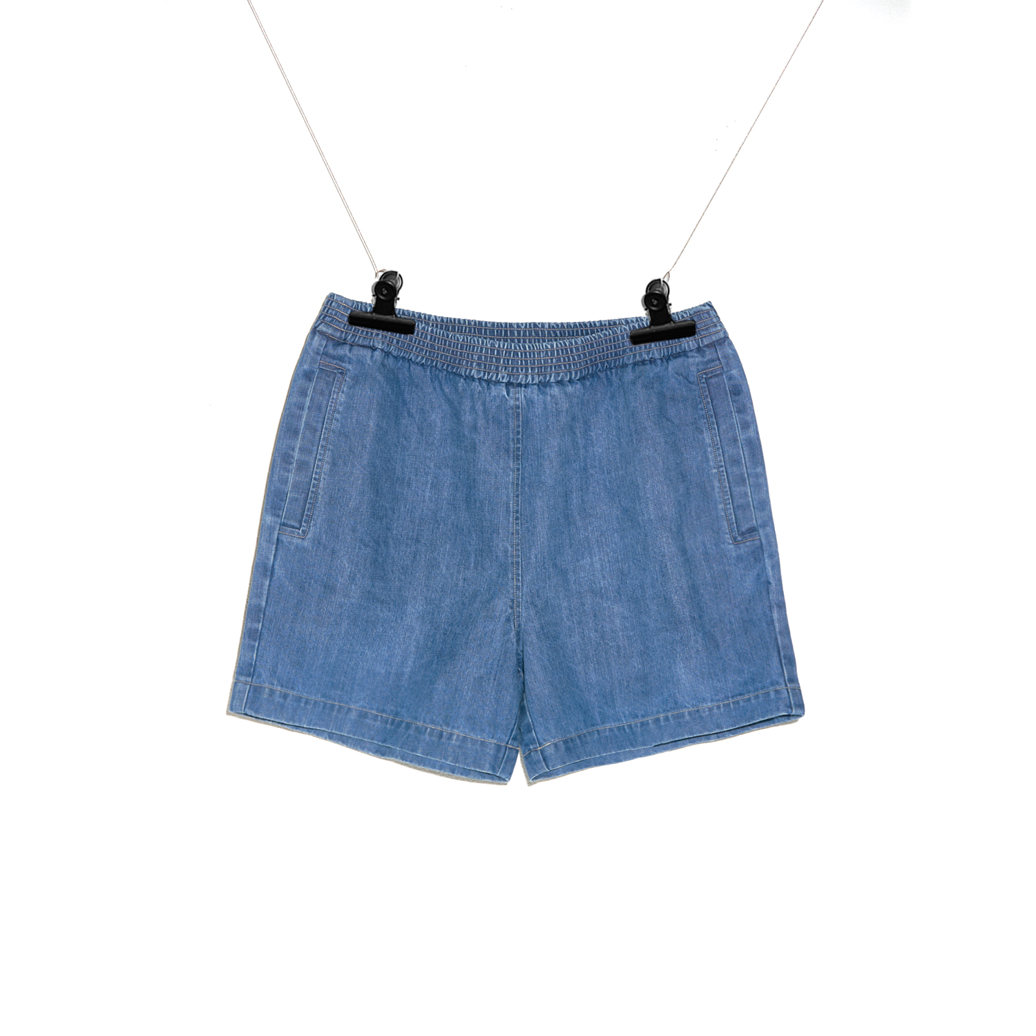 PMO DENIM SHORTS #1 BLUE