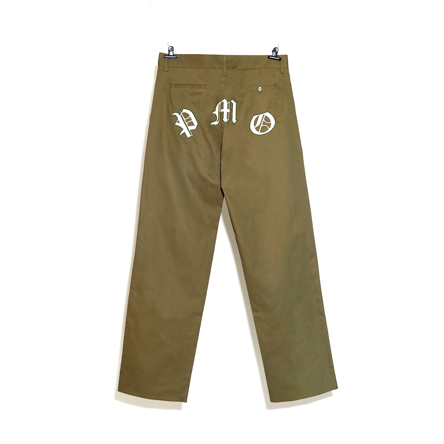 PMO WORK PANTS #1 KHAKI