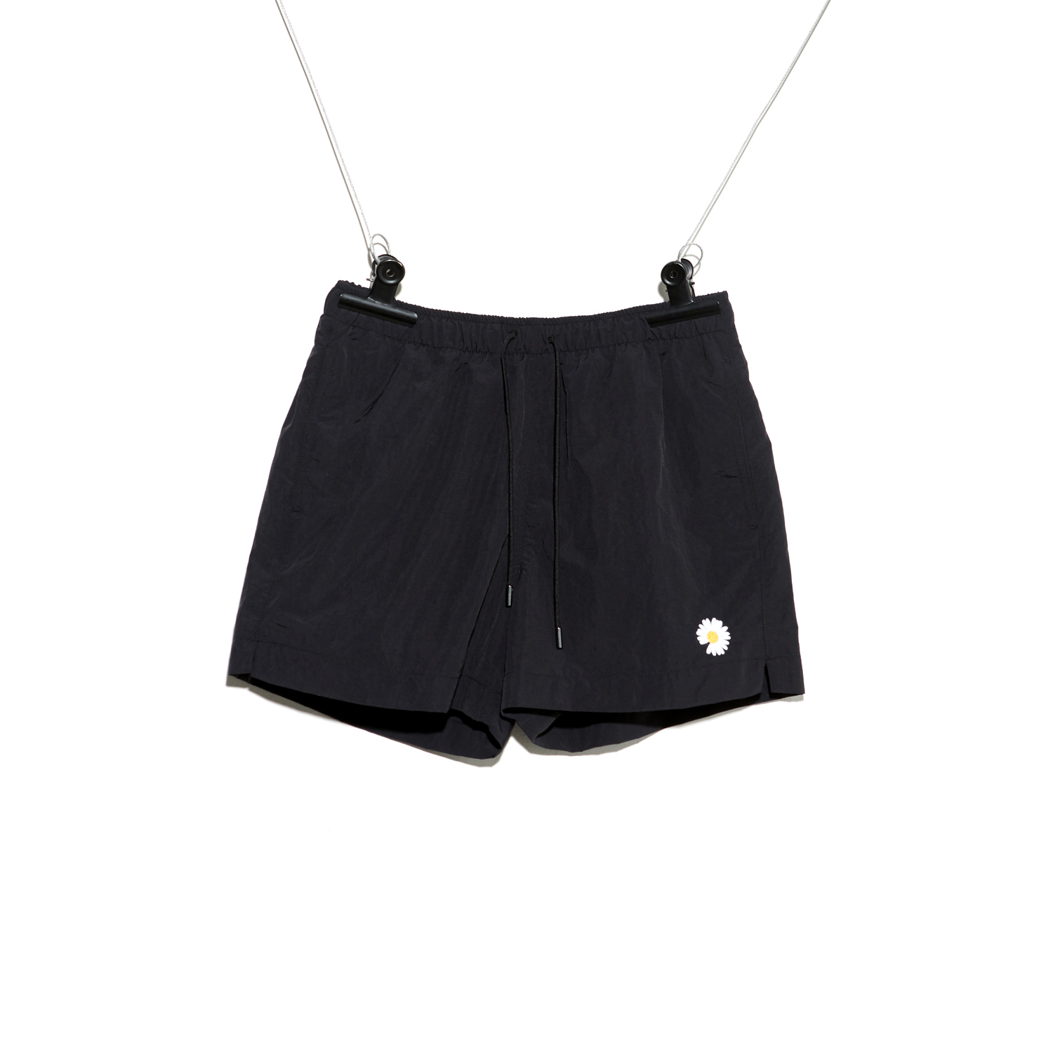 PMO DAISY SHORT PANTS #BLACK
