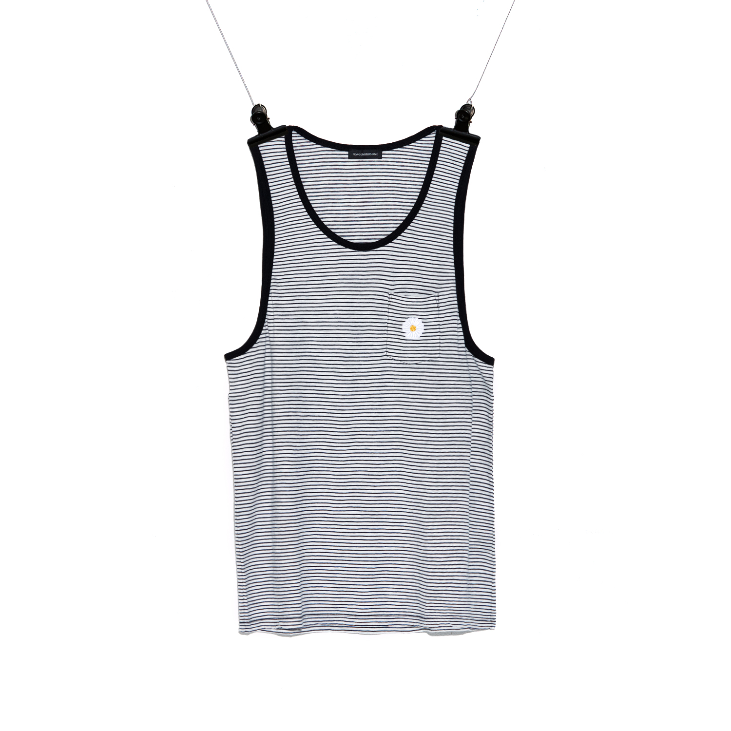 PMO TANK TOP #1 BLACK