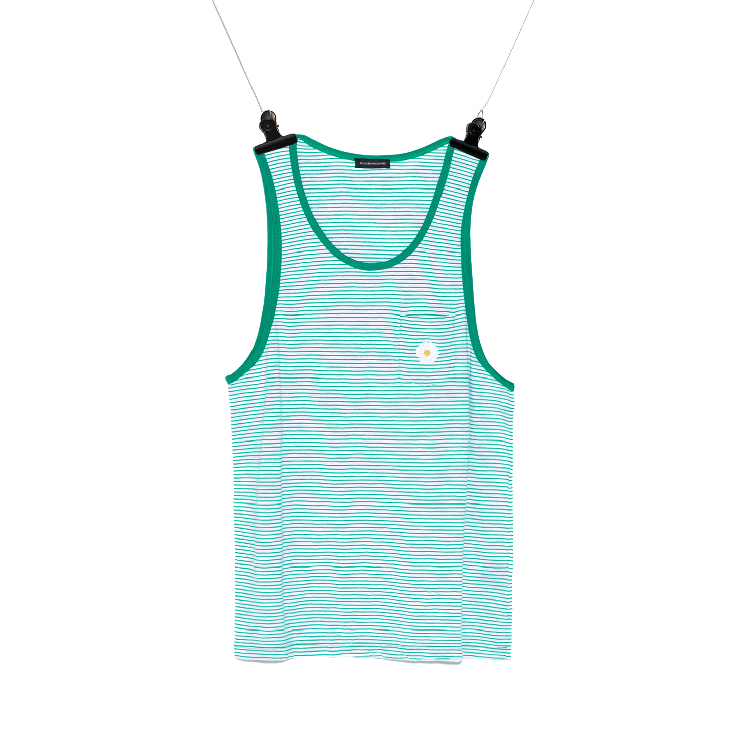 PMO TANK TOP #1 GREEN