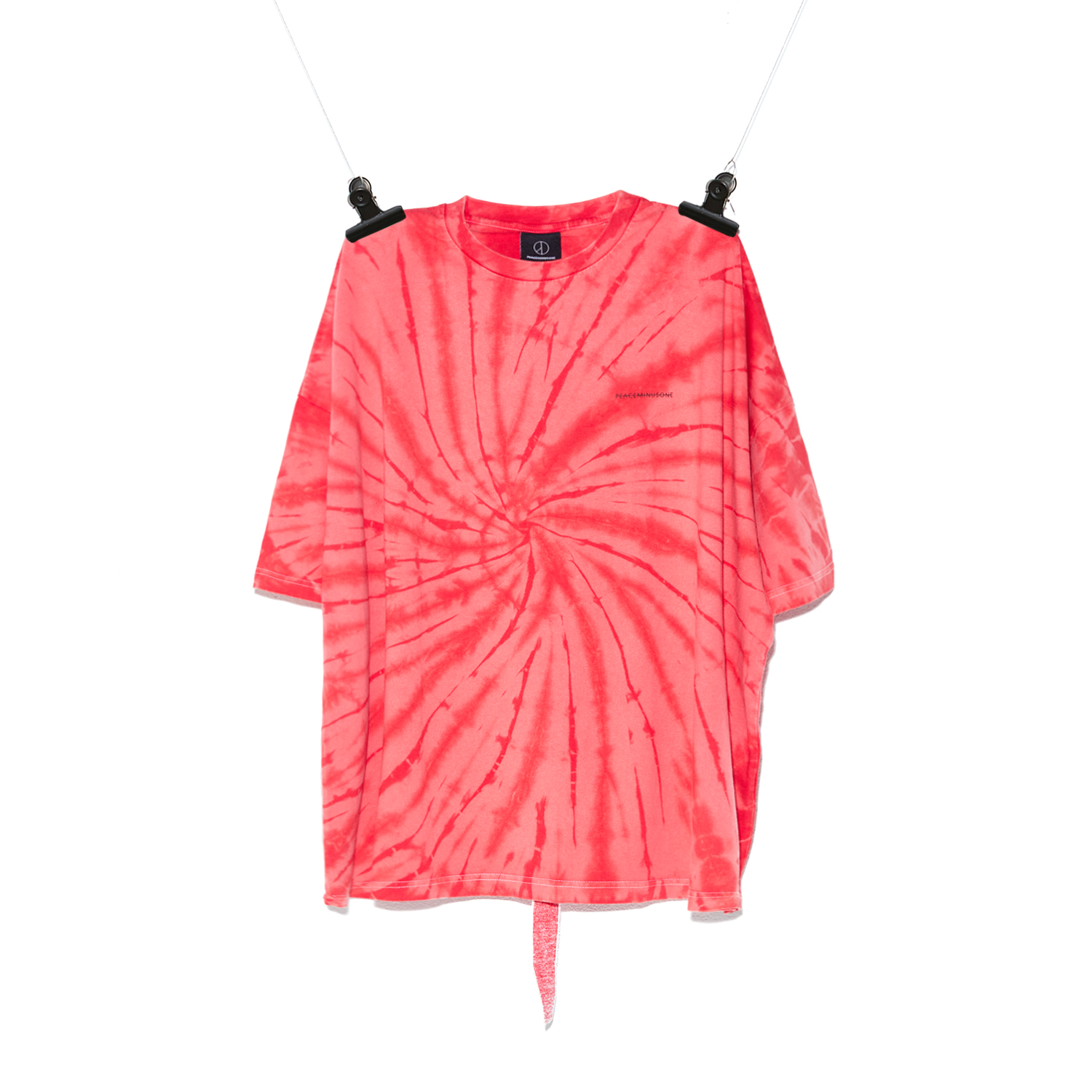 PMO TIE-DYE T-SHIRTS #5 RED