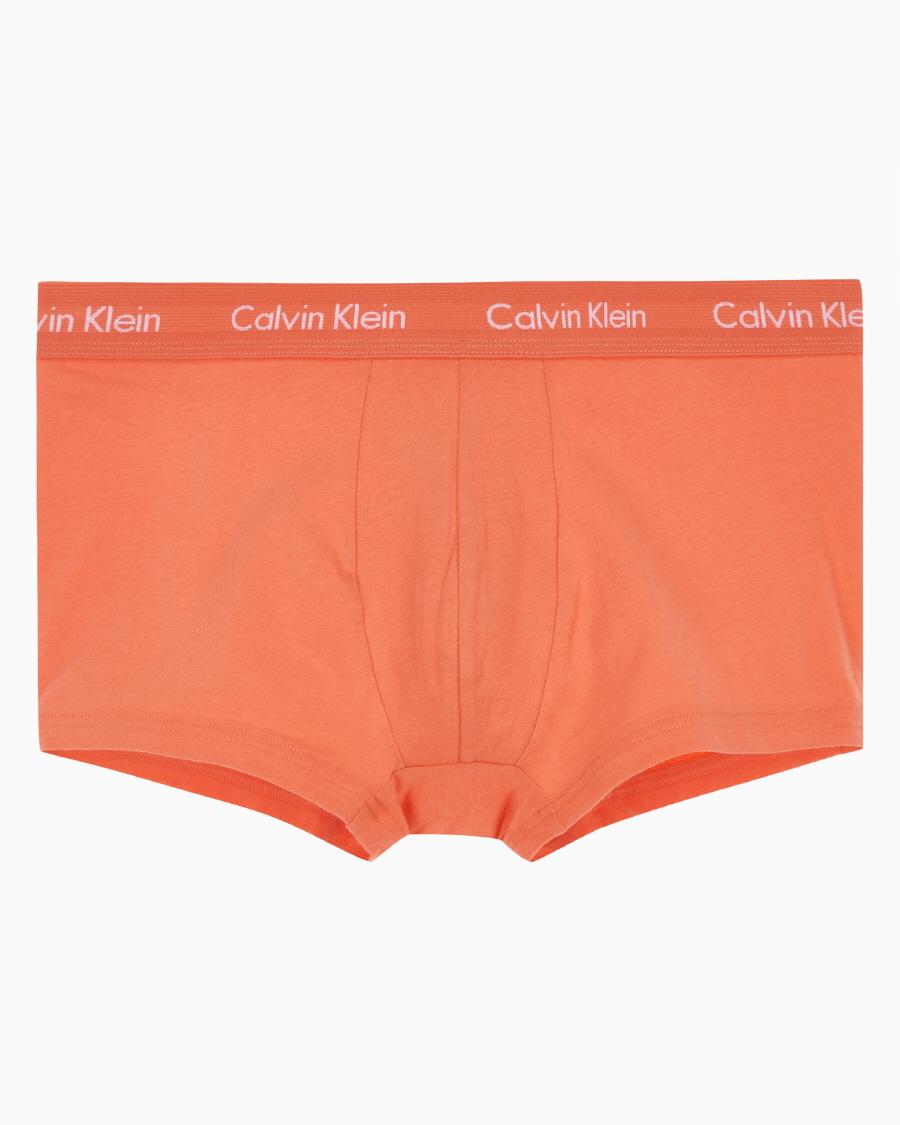 캘빈클라인 언더웨어(CALVIN KLEIN UNDERWEAR) (3SET)남성 코튼 스트레치 로우 라이즈 트렁크_NB26149AU