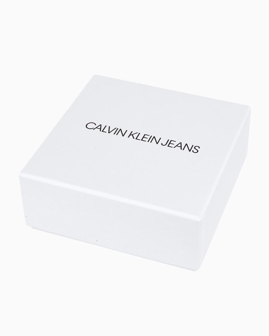 캘빈클라인 진(CALVIN KLEIN JEANS) HC0641 011 블랙 토널 모노 양면 벨트 35MM