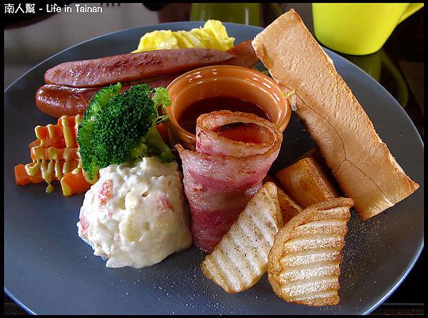 鹿角枝-早午餐