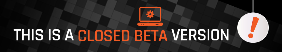 closed beta version