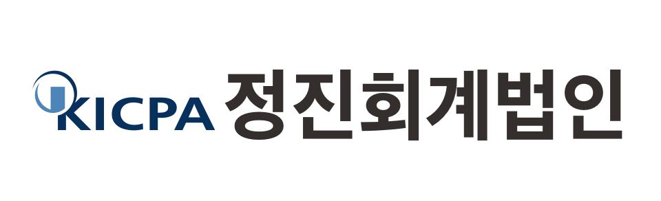 정진회계법인 로고